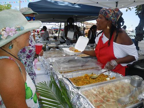 st john festival food fair