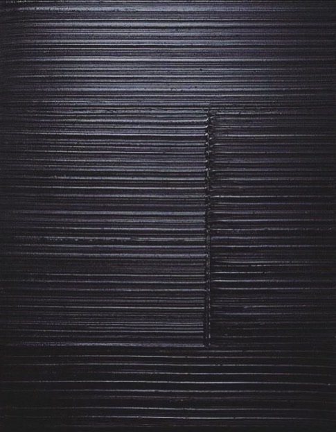 Marion Lebouteiller ​ - INSPIRATIONS... Pierre SOULAGES