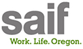 SAIF  Work. Life. Oregon