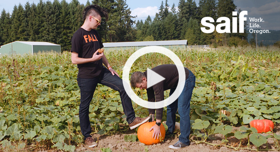 Prevent injuries during favorite fall activities