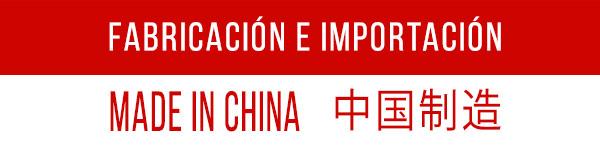 fabricacion en china