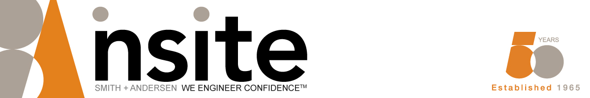 Smith and Andersen nSite Newsletter logo banner