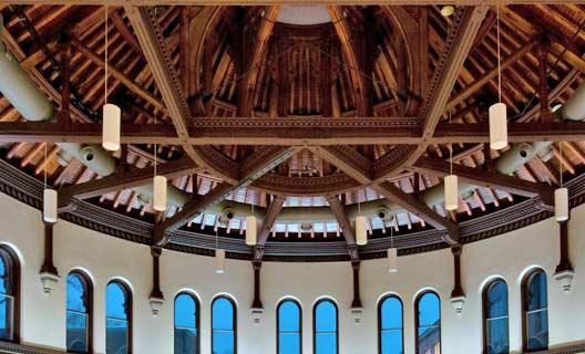 University of Toronto - Gerstein Reading Room photo