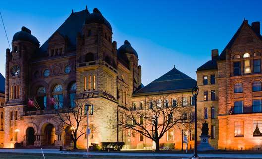 Legislative Assembly of Ontario photo