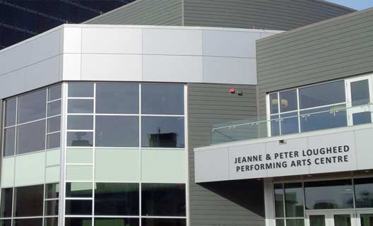 Jeanne and Peter Lougheed Performing Arts Centre photo
