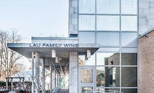 Crescent School - Lau Family Wing Addition photo