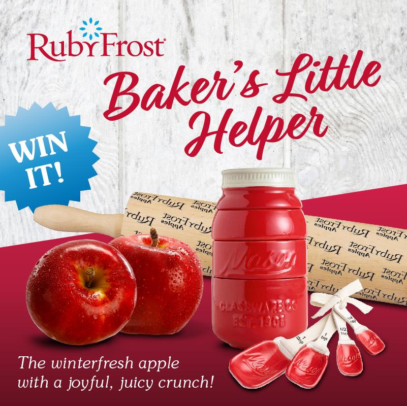 RubyFrost Baker's Little Helper