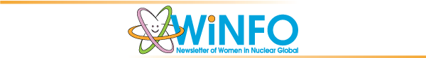 Newsletter of Women in Nuclear