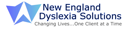 New England Dyslexia Solutions' logo