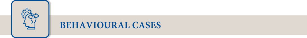 ehavioural Cases