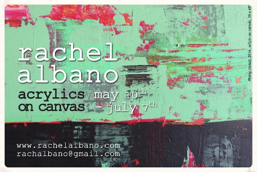 NEW Art Show - Rachel Albano
