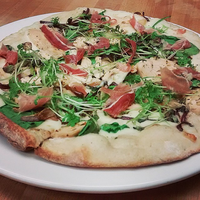 this week's pizza feature!