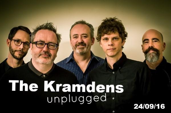 The Kramdens 'unplugged' SAT. SEPT. 24
