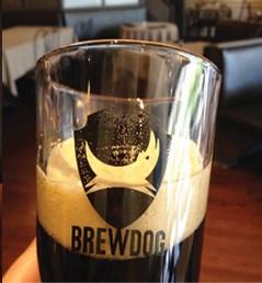 Brewdog Brewery's Libertine Black Ale