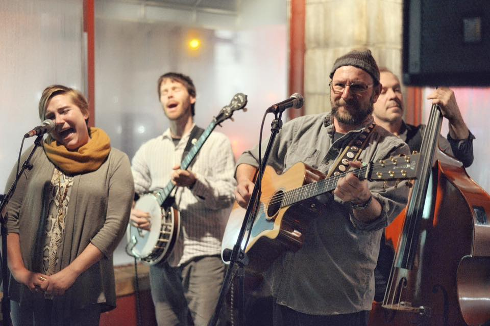 Greg Denton's Probable Cause Acoustic Trio
