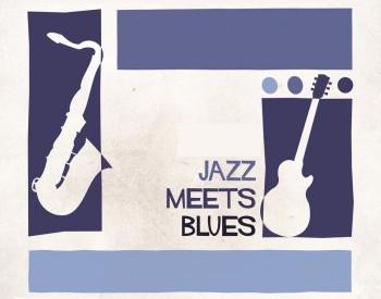 Jazz Meets Blues - Sat. May 13 + 27