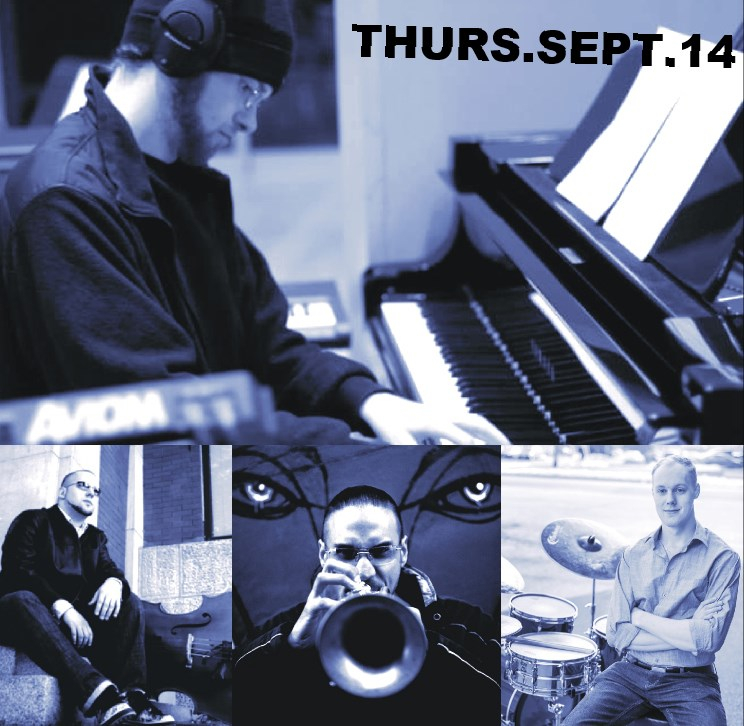 JAT - Nick Maclean Quartet (Thurs. Sept. 14)