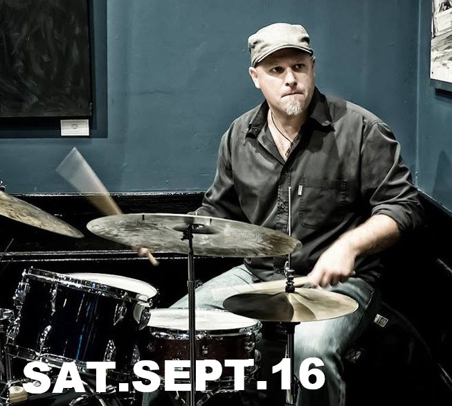 JAT - 'Many Names' Chris Wallace Quartet (Sat. Sept. 16)