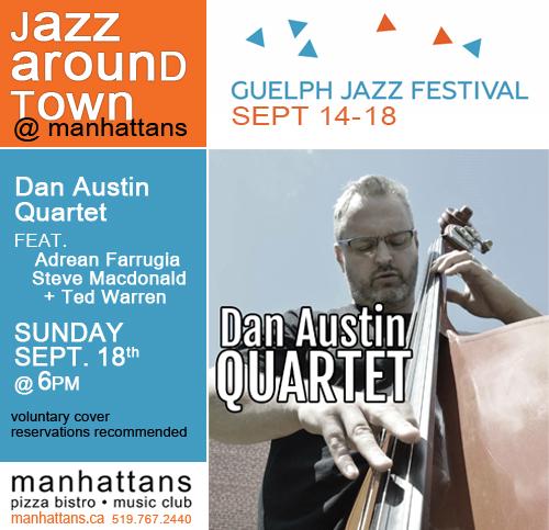 Guelph Jazz Fest SEPT. 14 - 18