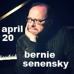 bernie senensky - april 20