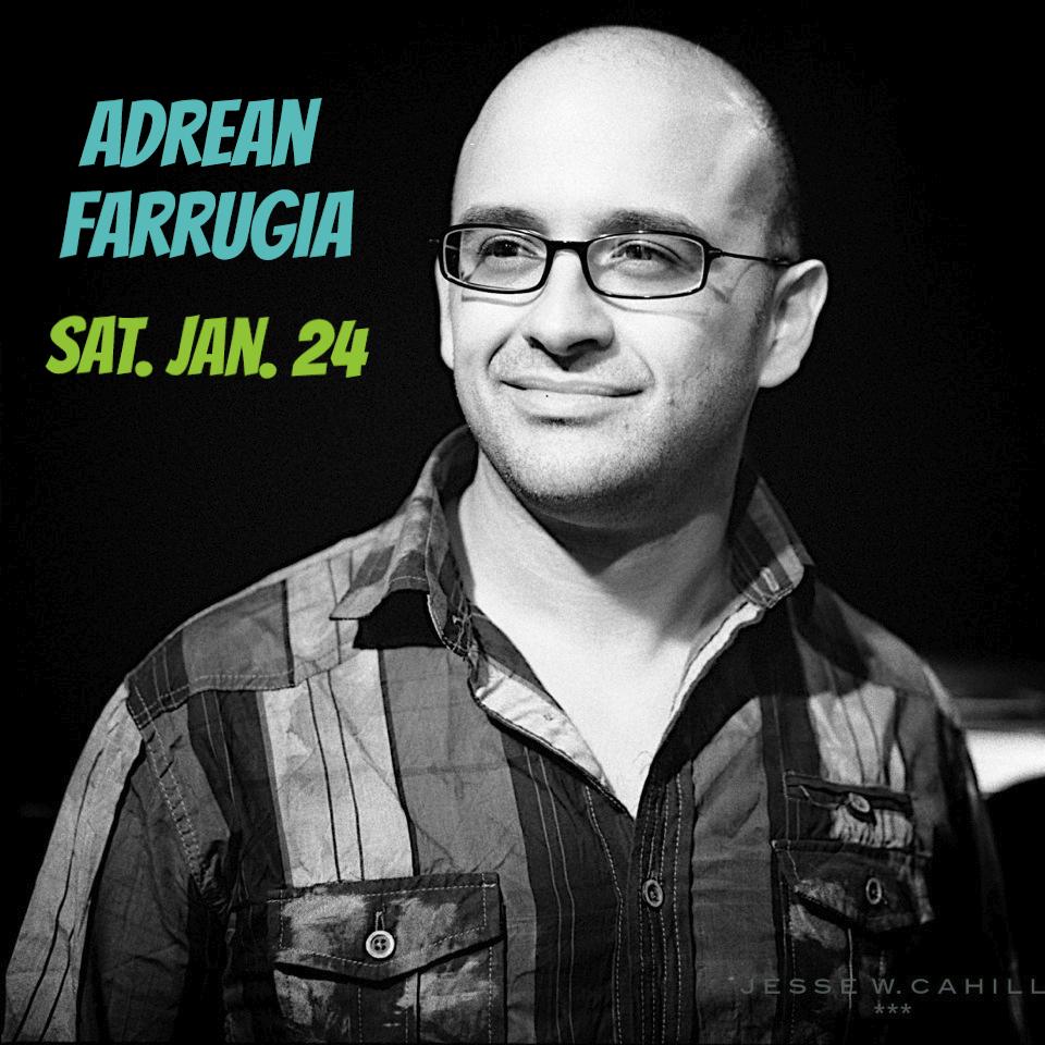 Adrean Farrugia - Jan. 24