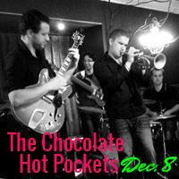 Chocolate Hot Pockets - Dec. 8