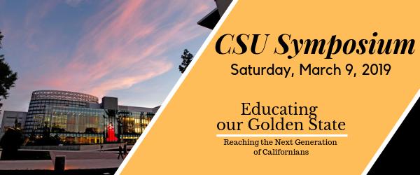 Decorative Image: CSU Symposium
