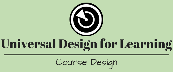 Decorative Image: Universal Design for Learning