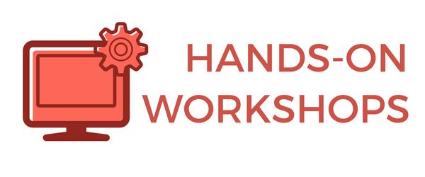 Descriptive Image: Hands-On Workshops