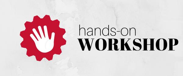 Decorative Image: Hands-on Workshop