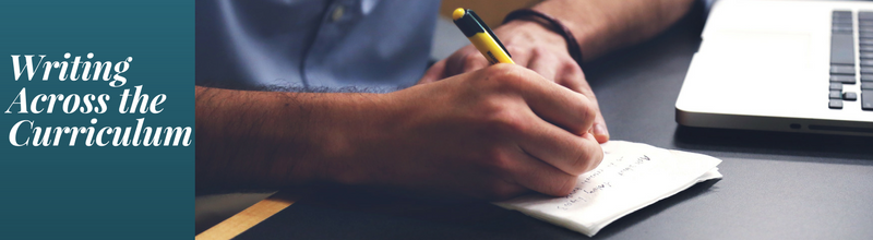 Writing Across the Curriculum (WAC)
