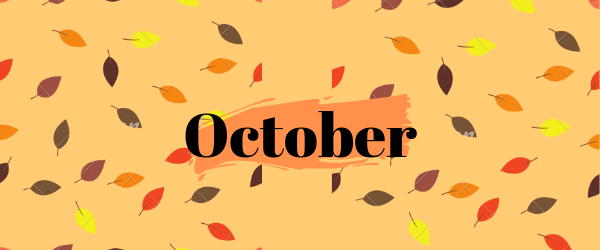 Decorative Image: October