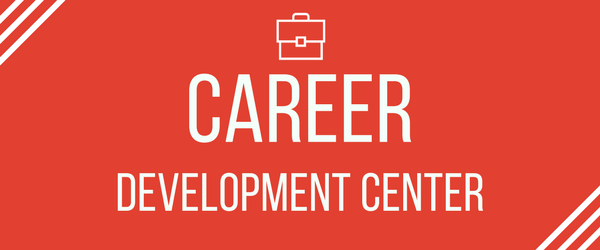 Decorative Image: Career Development Center