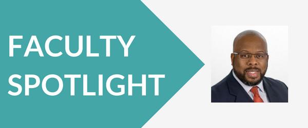 Faculty Spotlight Image