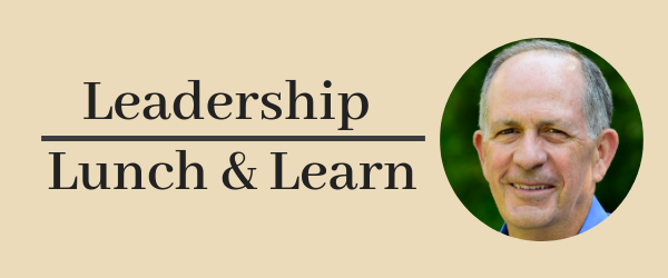 Decorative Image: Leadership Lunch with Michael Thomas
