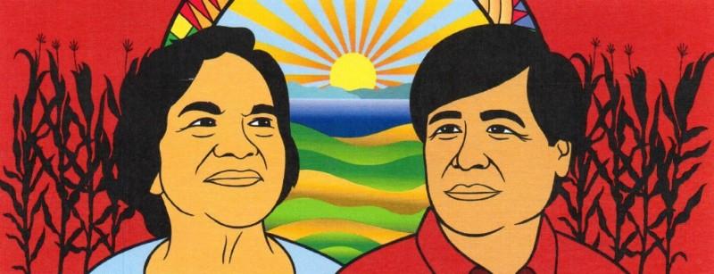 Decorative Image: Cesear Chavez Conference