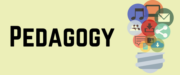 Decorative Image: Pedagogy