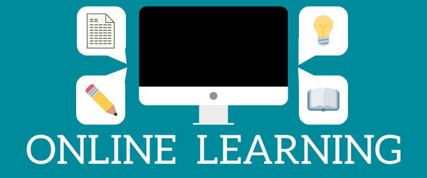 Decorative Image: Online Learning Banner