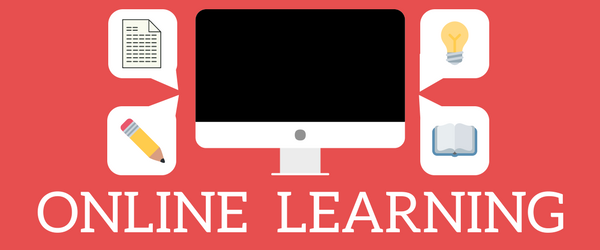 Decorative Image: Online Learning