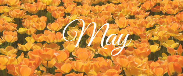 Decorative Image: May