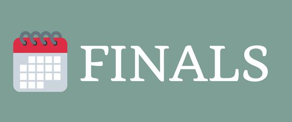 Decorative Image: Finals