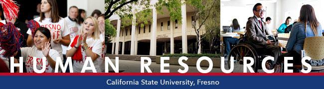Decorative Image: Fresno State HR