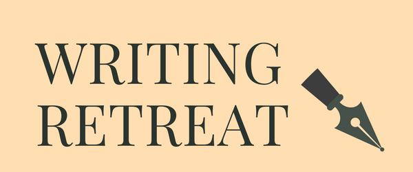 Decorative Image: Writing Retreat