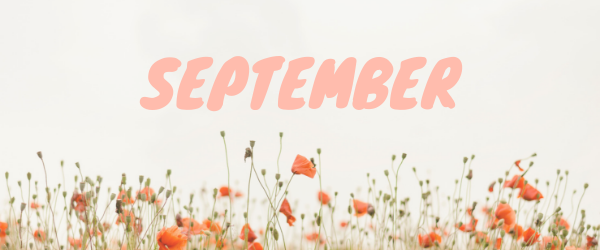Decorative Image: September