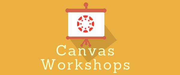 Decorative Image: Canvas Workshop Banner