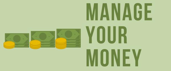 Decorative Image: Money Management Center