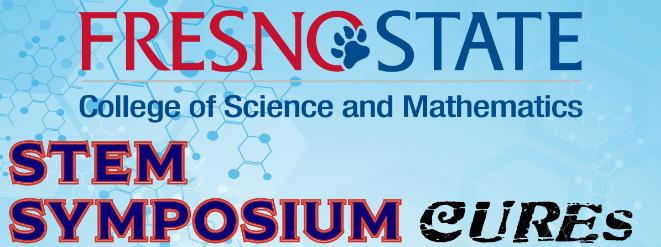 Decorative Image: STEM SYMPOSIUM CUREs Banner