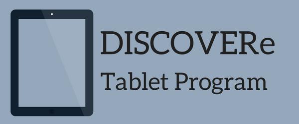 DISCOVERe Tablet Program