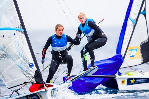 Odile van Aanholt & Nicole van der Velden
