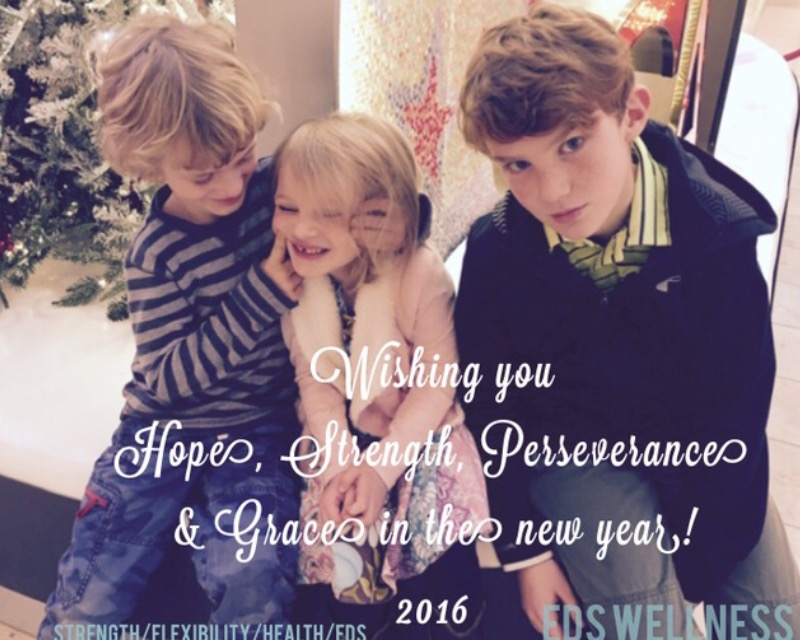 Our 2015-2016 New Year's card
